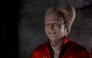 Gary Oldman, caracterizado como Drácula en el filme de Coppola