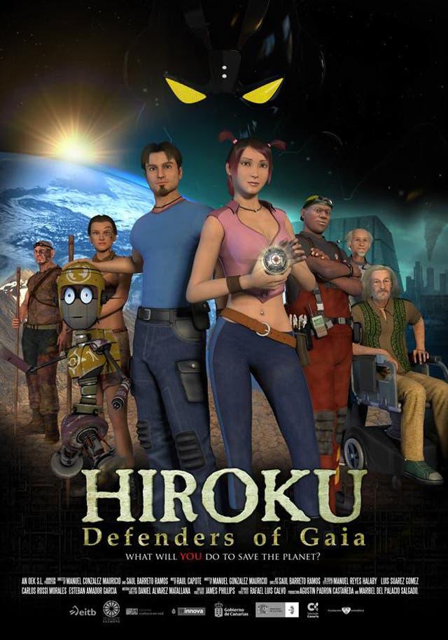 Hiroku Defensores de Gaia