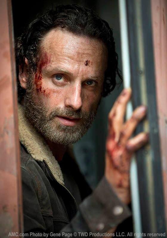 Imagen quinta temporada de The Walking Dead