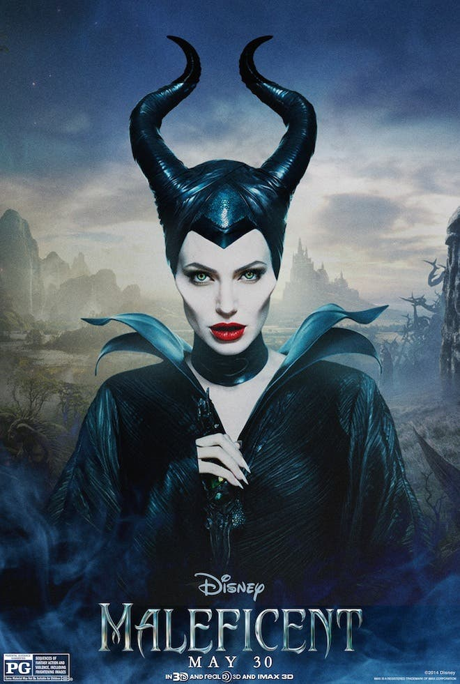 Poster Angelina Jolie Malefica