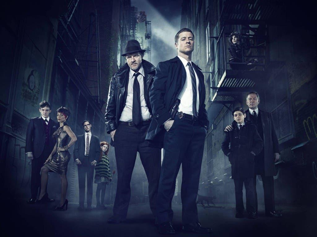 Primer poster oficial de Gotham