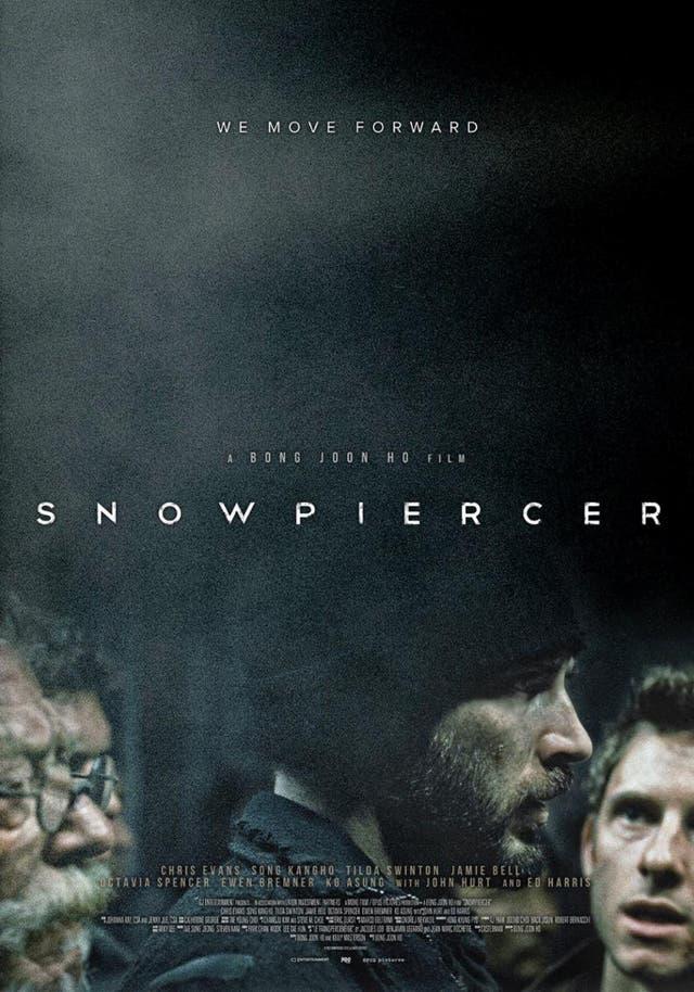 Rompenieves Snowpiercer