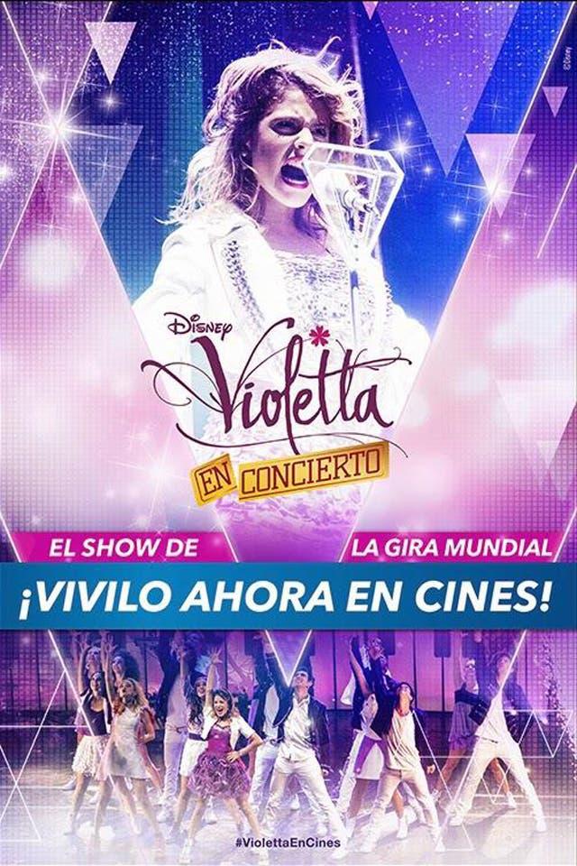 Violetta La emocion en concierto