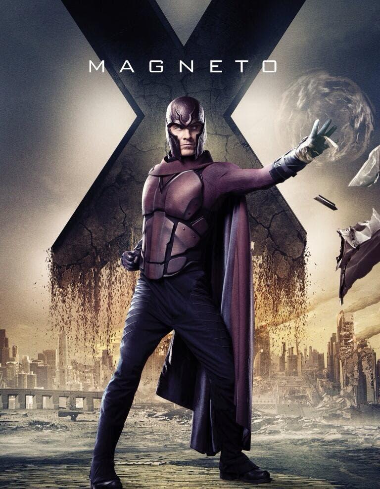 magneto pasado