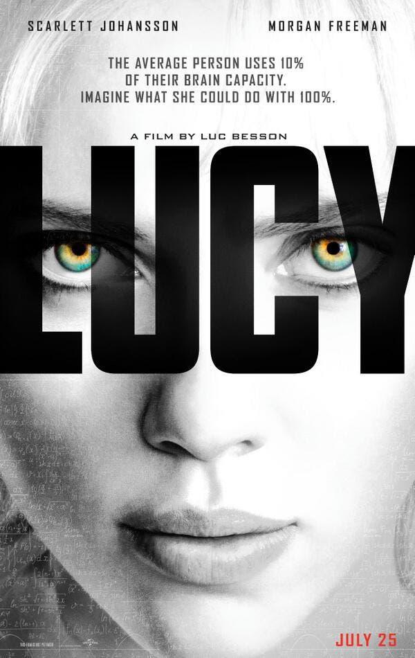 poster de Lucy