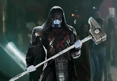 villano Ronan El acusador (Lee Pace) Guardianes de la Galaxia