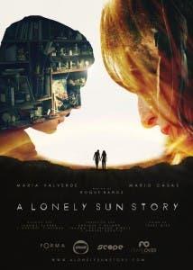 Póster de A Lonely Sun Story