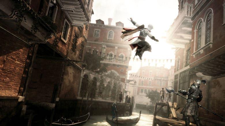 Imagen del videojuego 'Assassin´s Creed II'