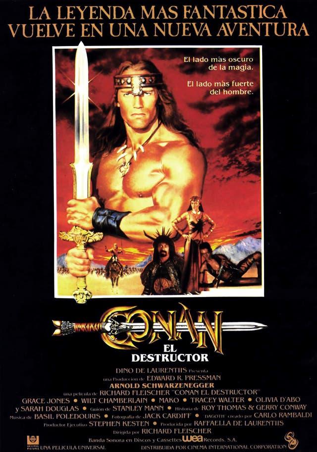 Conan el destuctor