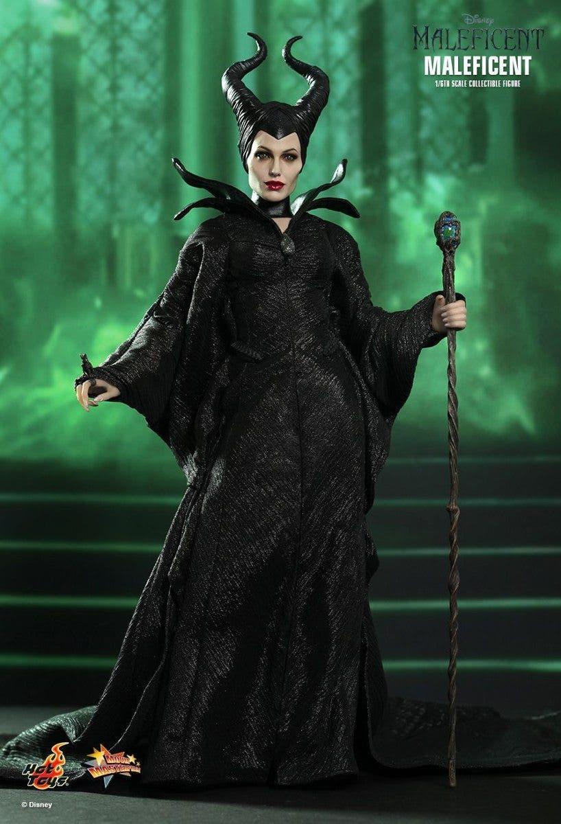 Figura Hot Toys de Angelina Jolie como Maléfica