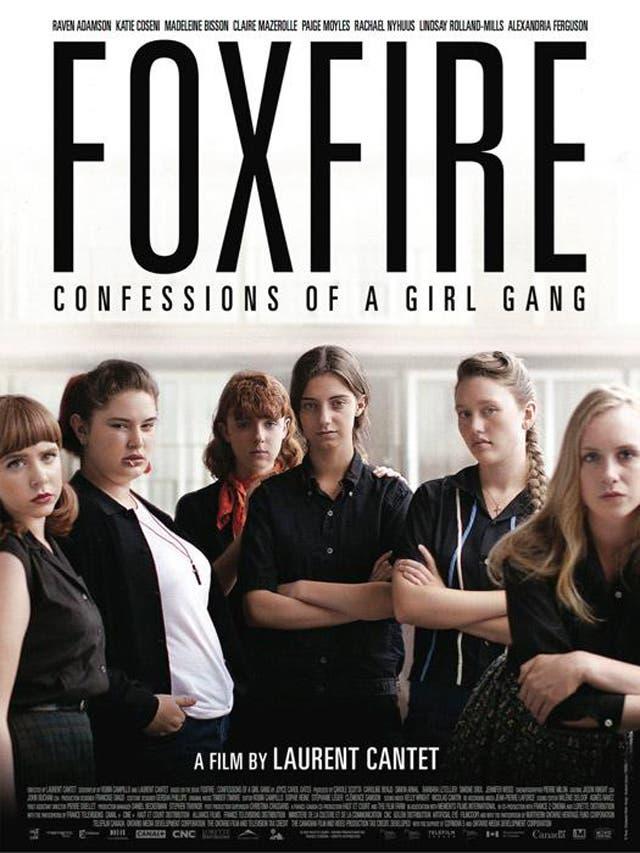 Foxfire Confesiones de una banda de chicas