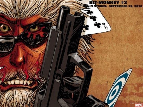 James Gunn quiere hacer Hit Monkey