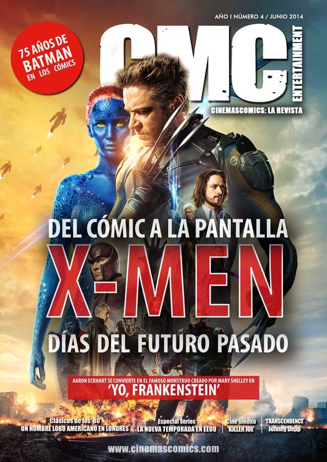 REVISTA CINEMASCOMICS 4 revista digital de cine
