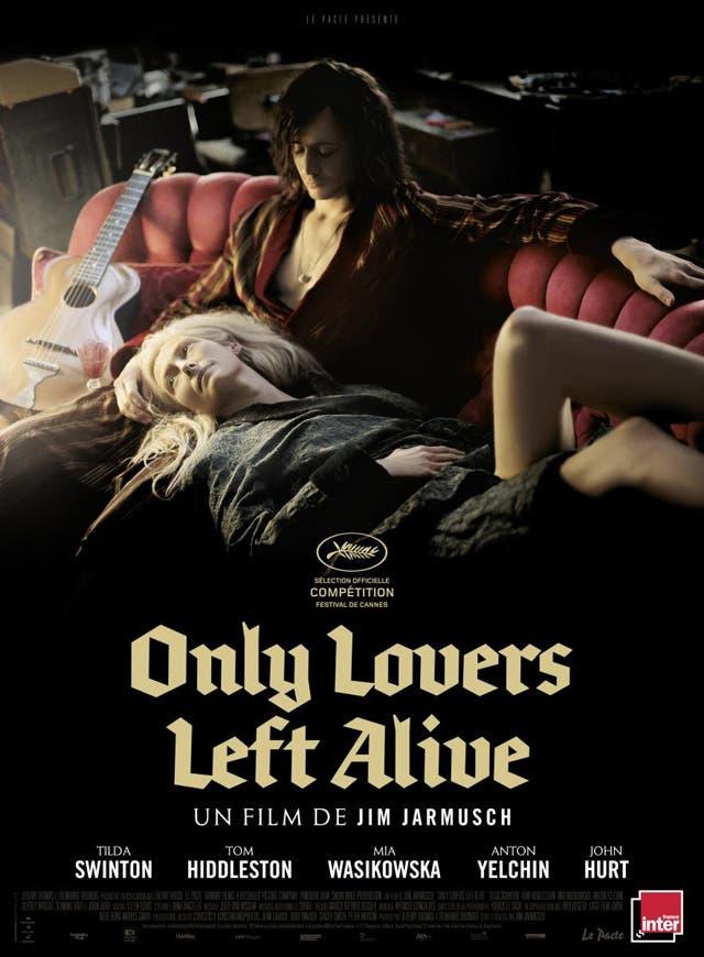 Solo los amantes sobreviven