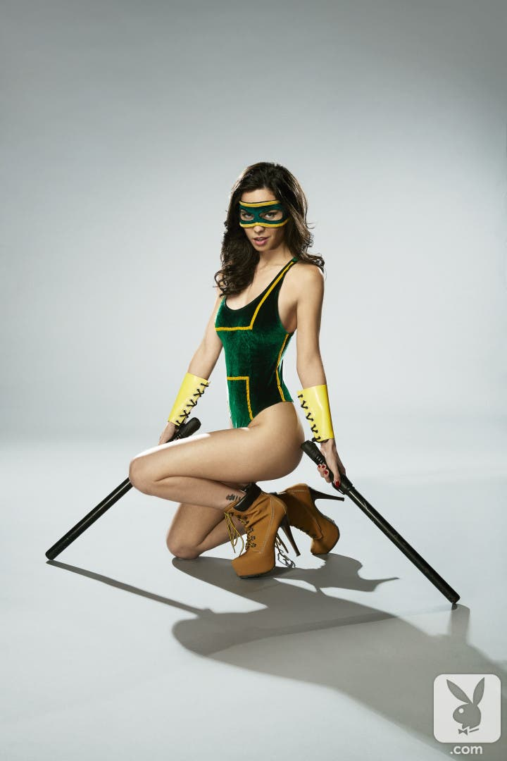 Pamela Horton es Kick-Ass