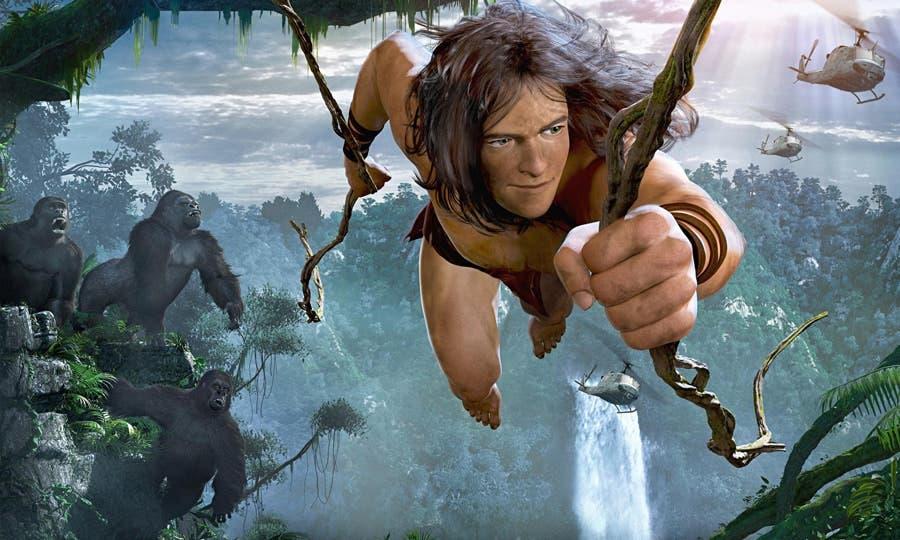 Tarzan king of the apes 2014