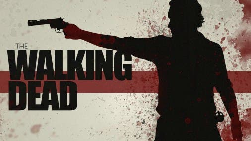 Primer póster de la quinta temporada de The Walking dead