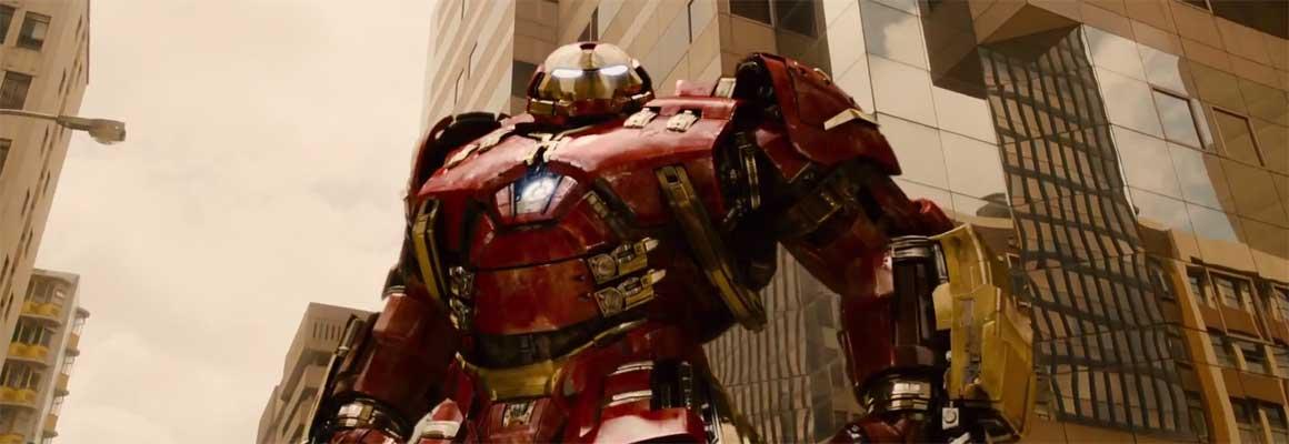tráiler de Vengadores: La era de Ultron