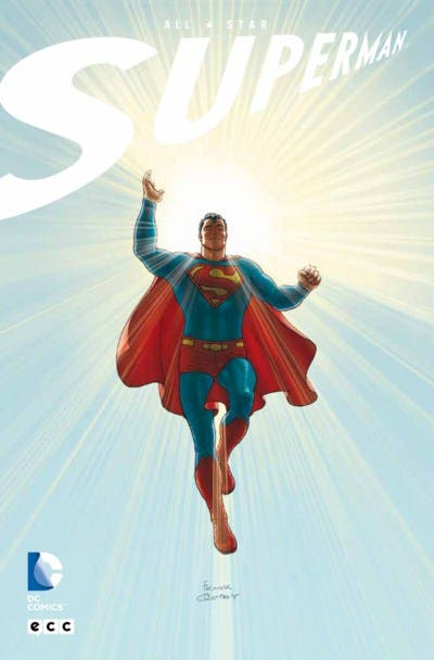 Portada de 'All-Star Superman' de Grant Morrison