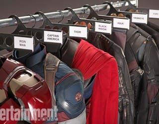 Primeras imágenes oficiales de 'Los Vengadores: La era de Ultron'