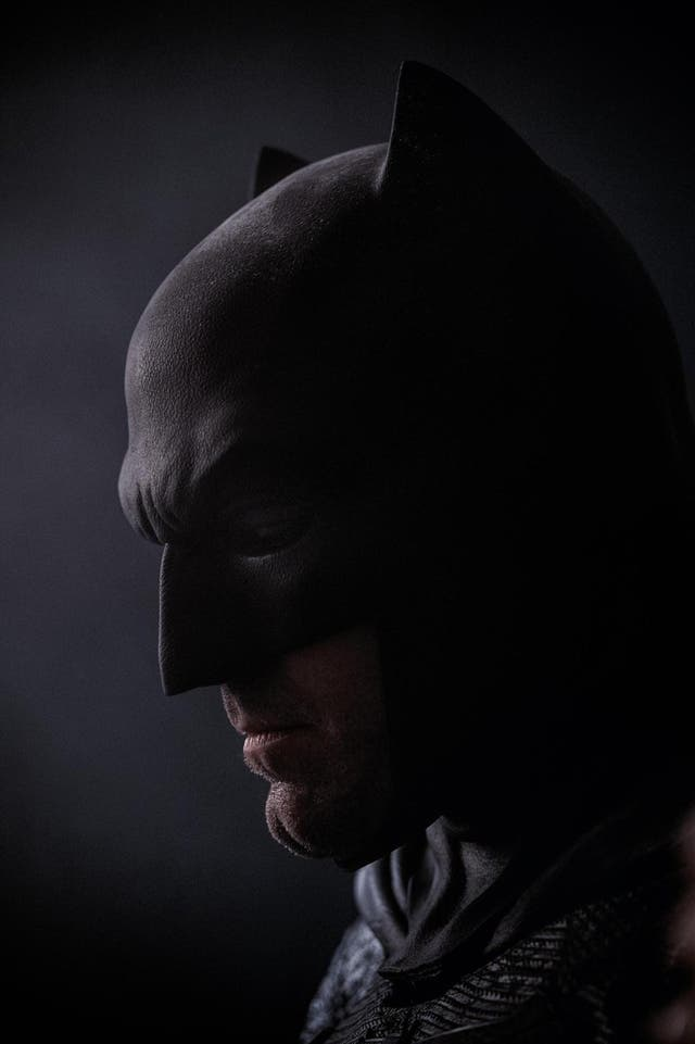 Traje de Batman de Ben Affleck en Batman v Superman