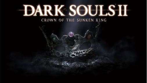 Dark Souls II DLC 'Crown of the Sunken King'