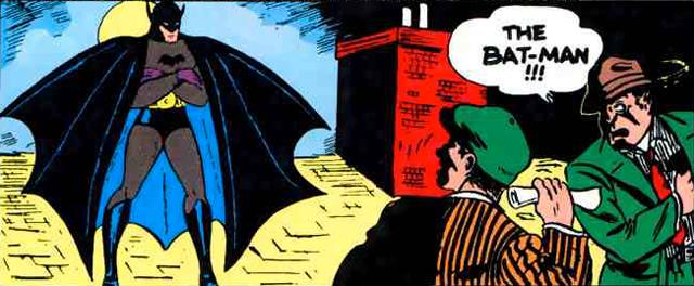 Primeras imágenes de Batman