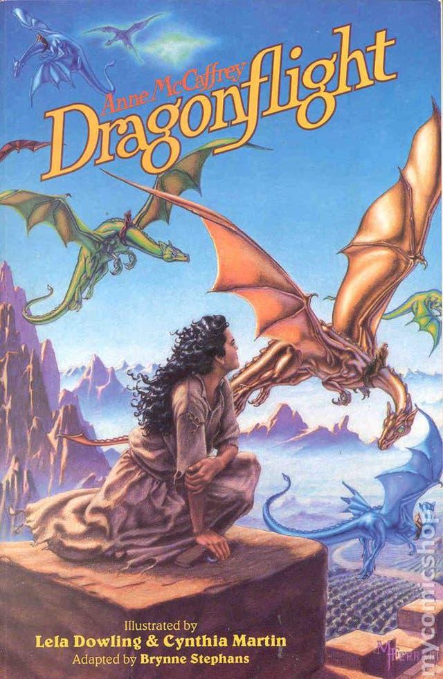 Dragonflight: Los jinetes de dragones de Pern