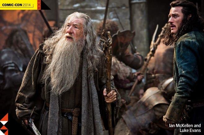 El hobbit y la batalla de los cinco ejercitos