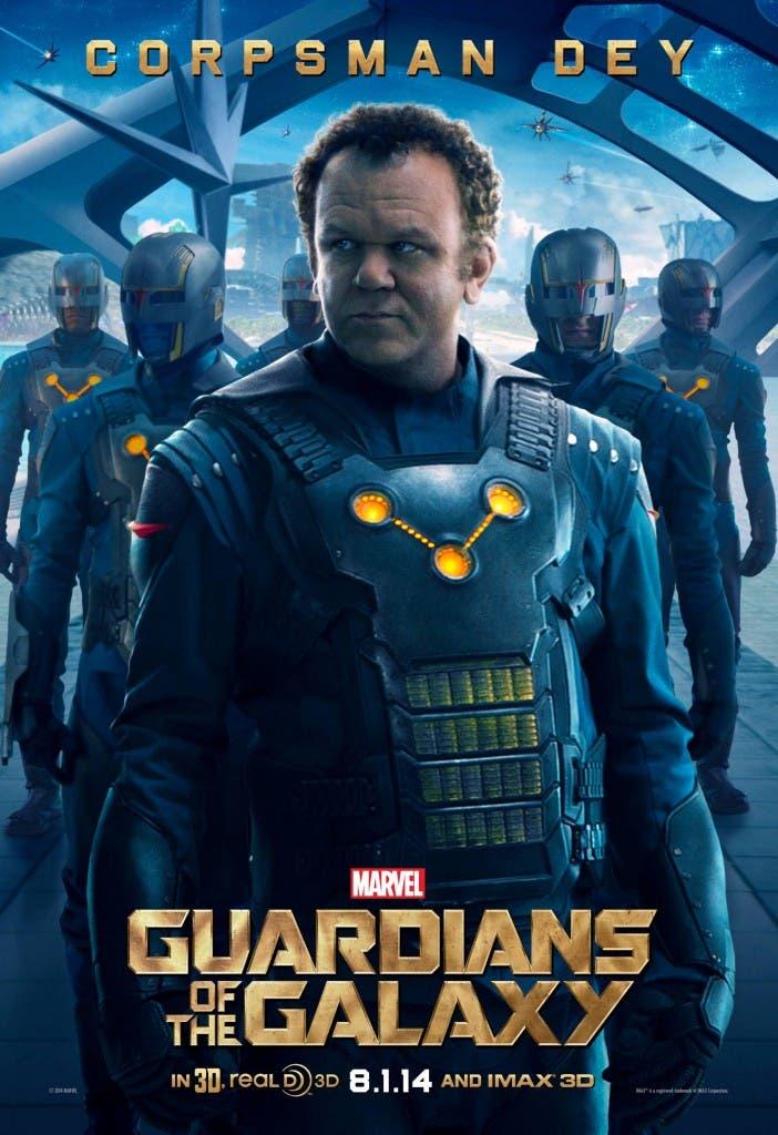 Even de los Nova Corps en Guardianes de la Galaxia