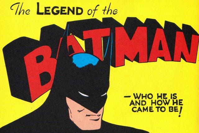 Batman de Billy Finger