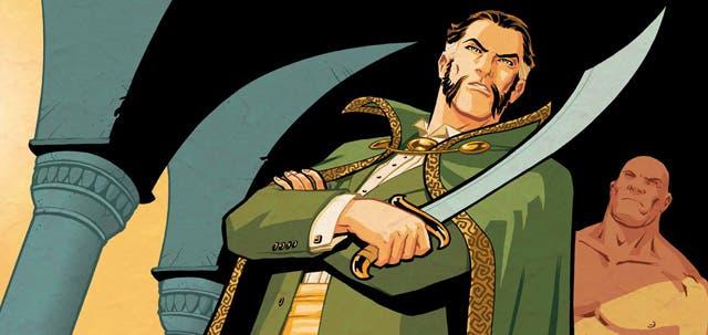 El villano de la tercera temporada de Arrow será Ra's al Ghul
