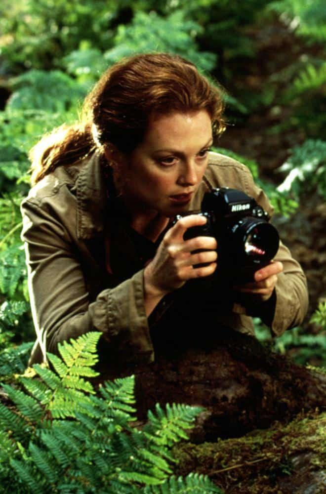 Julianne Moore en Jurassic Park: EL mundo perdido