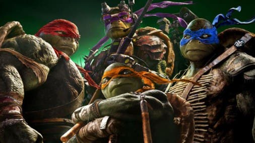 El rap de 'Ninja Turtles': Shell Shocked