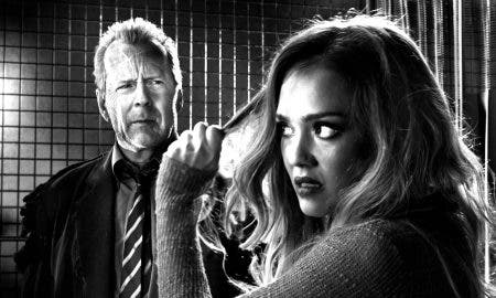 Frank Miller's Sin City 2: A Dame To Kill For - Jessica Alba Clip