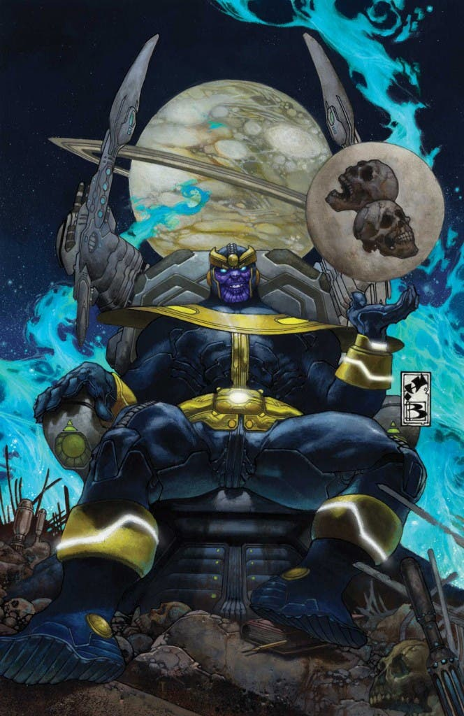 Thanos Rising Vol 1-2