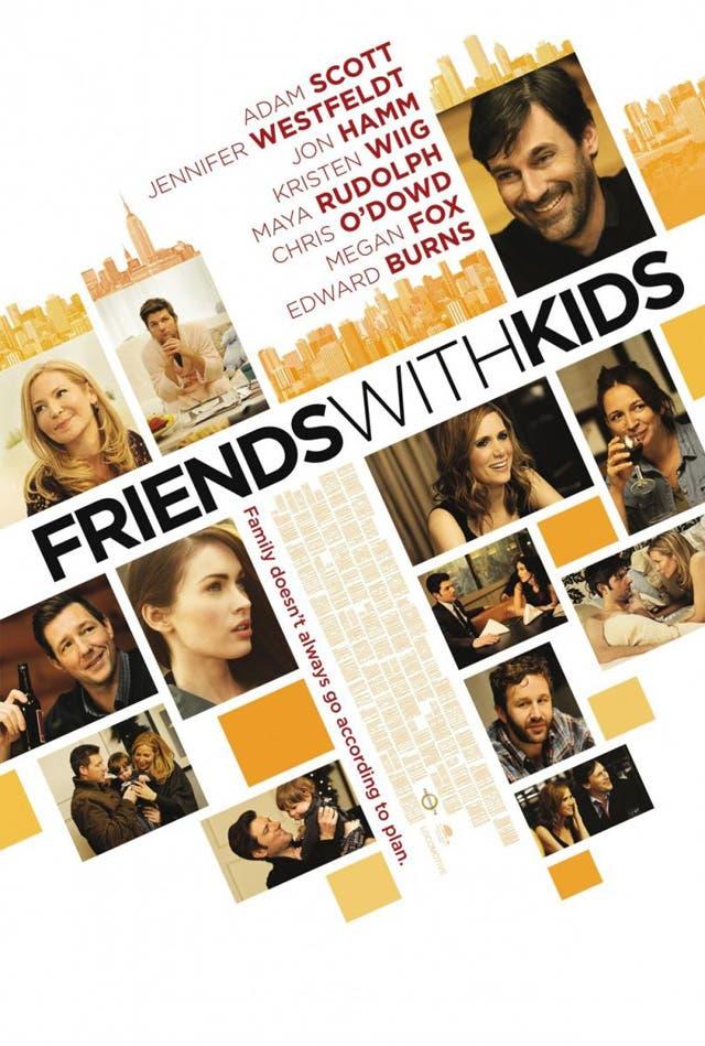 Un plan perfecto Amigos con hijos