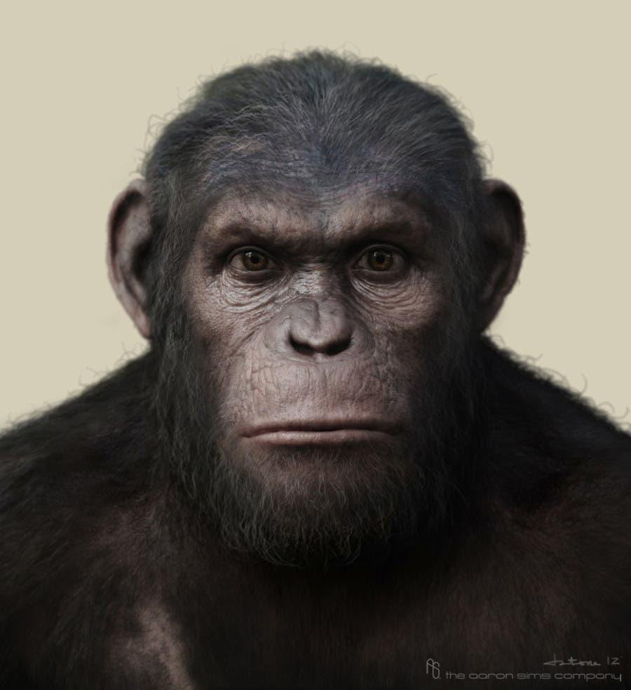 Concept art El amanecer del planeta de los simios