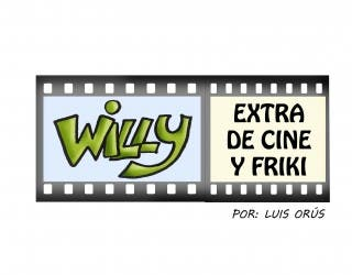 Tira cómica 67 de 'Willy, extra de cine y friki': 'Star Wars Episodio VII'