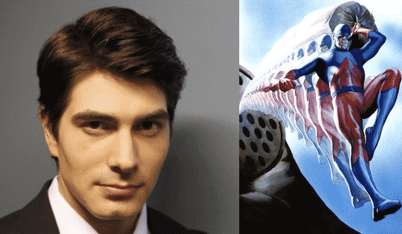 Brandon Routh será atom