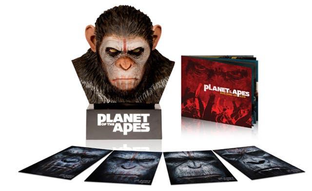 box el amanecer del planeta de los simios