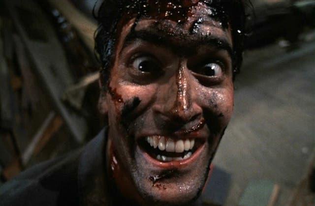 Bruce Campbell será la estrella de la serie de televisión Evil Dead