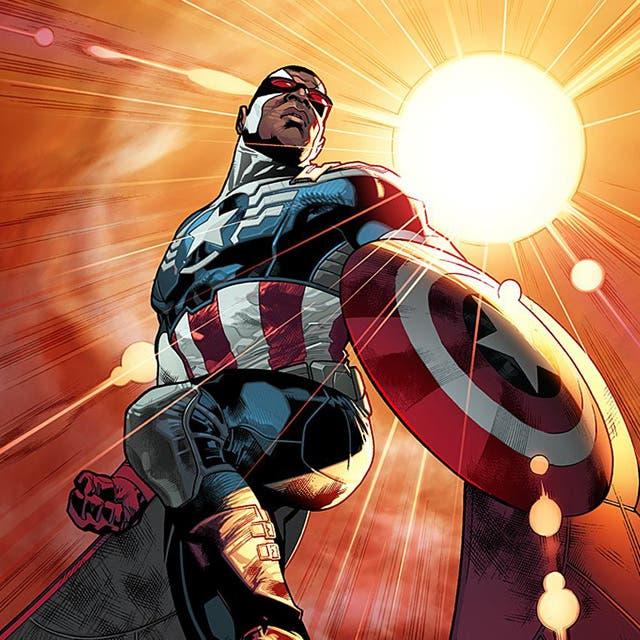 Sam Wilson será el nuevo Capitán América
