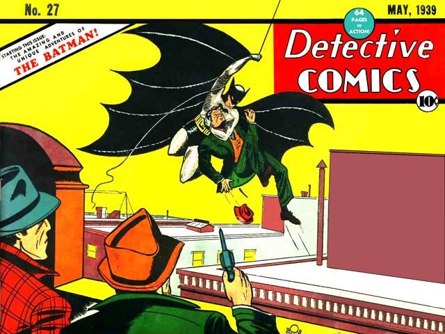 Batman en 1939