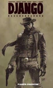 Portada del cómic 'Django desencadenado'