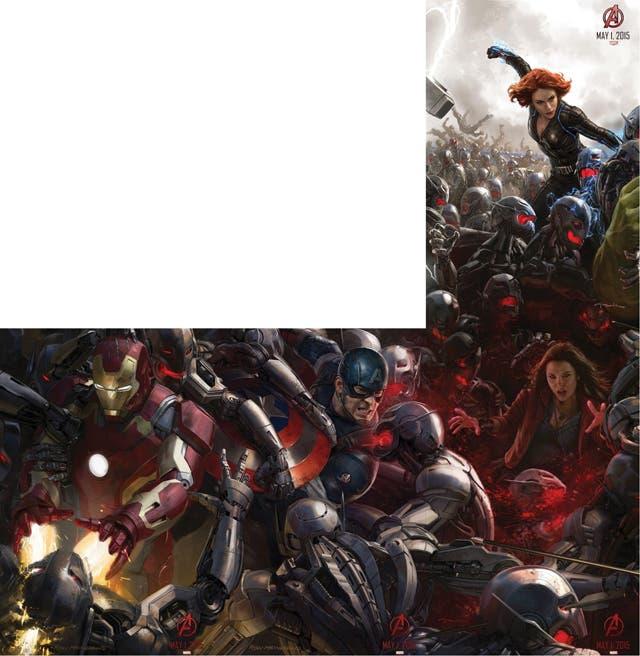 Los Vengadores: La era de Ultron