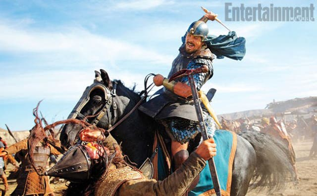 Exodus: Gods and Kings de Ridley Scott