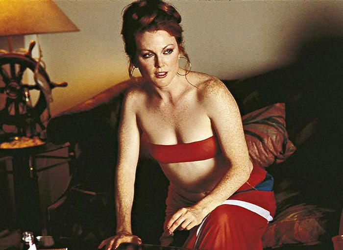 Julianne moore en Boogie Nights