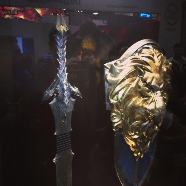 Warcraft en la Comic Con de San Diego