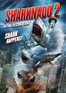 Cartel de 'Sharknado 2'